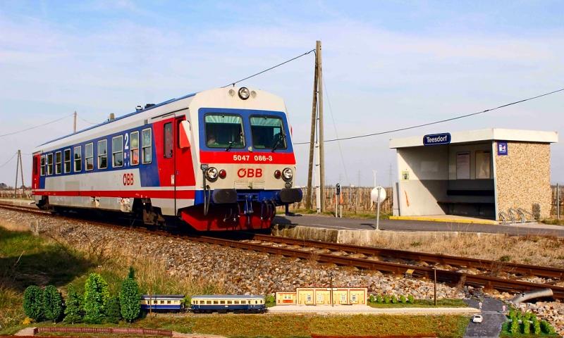 Haltestelle Teesdorf 5